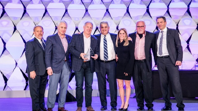 Convergint ACCC Awards Recognition Image