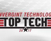 Convergint Technologies Top Tech 2017 Header Image