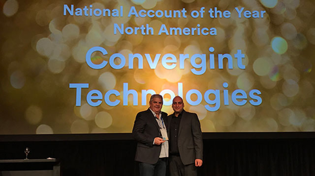 Genetec National Account of the Year Header Image