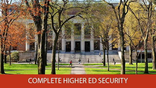 Complete-Higher-Ed-School-Security Header Image