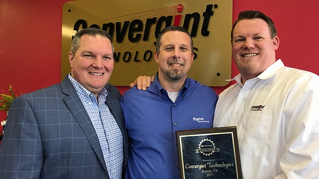 Convergint Awarded by American Dynamics Header Image