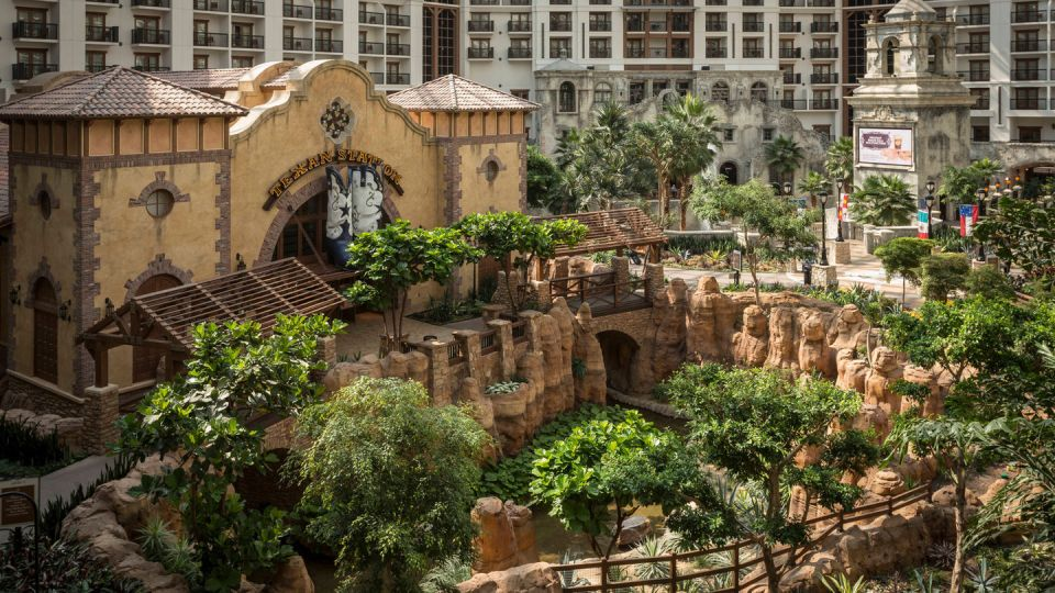 Gaylord Texan Resort & Convention Center Location Photo
