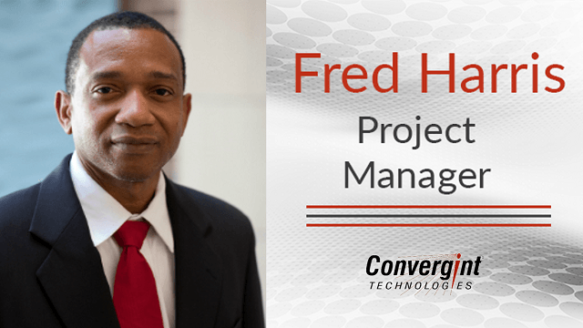 Fred Harris Project Manager header image