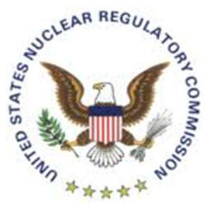 United States Nuclear Regulatory Commissions Logo