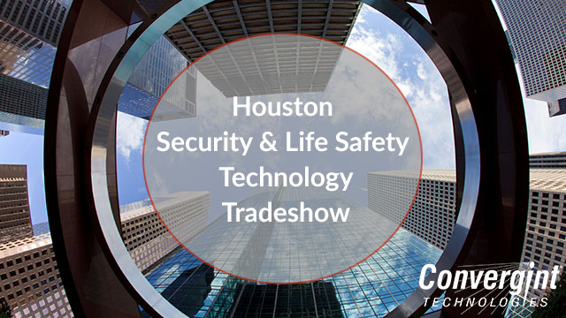 Houston Security and Life Safety Technology Tradeshow Header Image