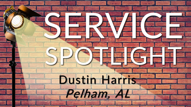 DustService Spotlight: Dustin Harris