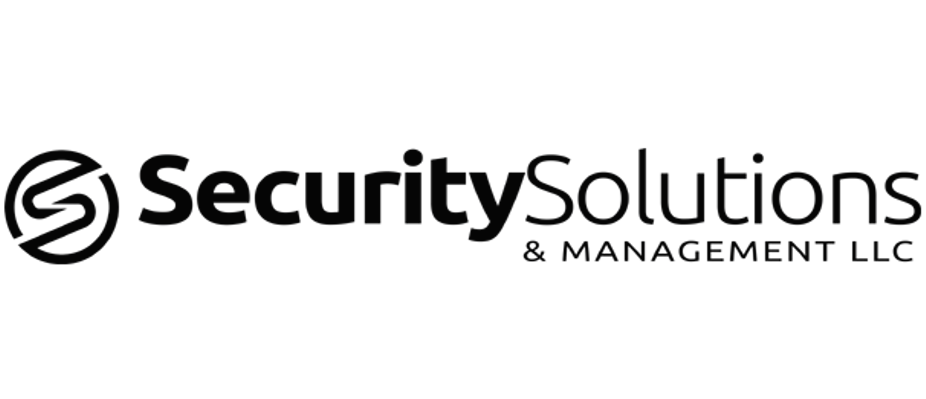 Security Solutions & Management Logo
