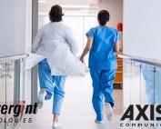 nurses running in hallways