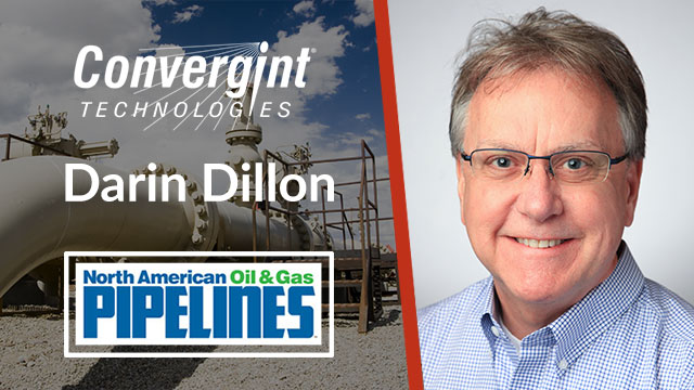 Darin Dillon featured in NA Gas and Oil Pipelines