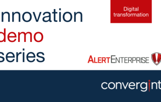 AlertEnterprise Innovation Demo Series