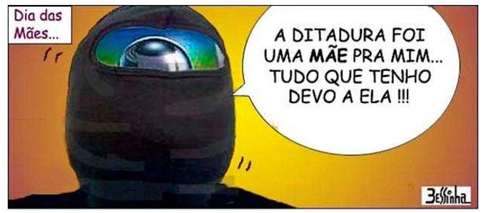 Imagem Globo, Mãe (Bessinha