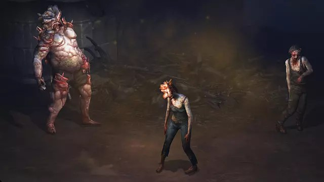 The Last of Us Diablo
