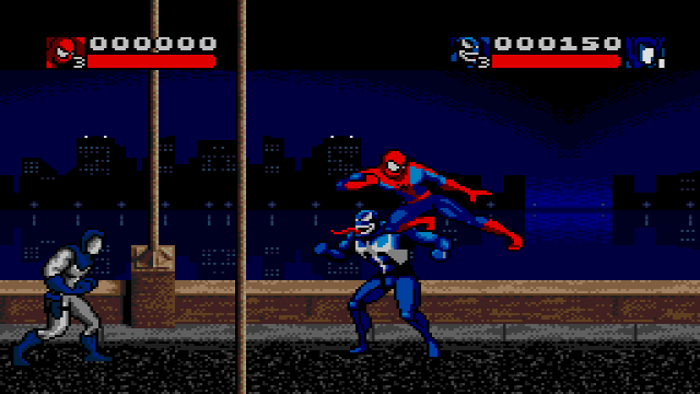 Spider-Man e Venom Separation Anxiety