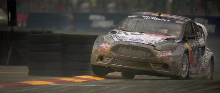 Ford Fiesta Project CARS 2