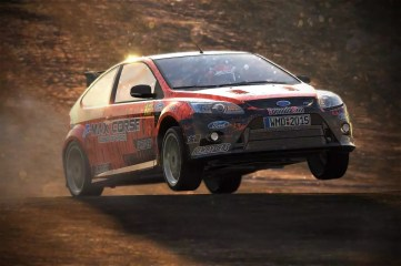 Ford Focus Project CARS 2