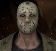 Jason com máscara