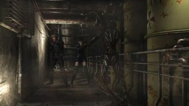Coleção de jogos clássicos da série Resident Evil vai contar com modo Wesker