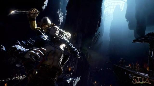 Primeira imagem de Styx: Shards of Darkness