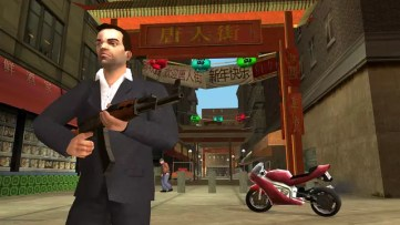 Grand Theft Auto Liberty City Stories bairro chinês