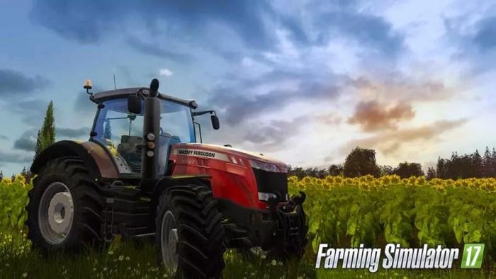 Farming simulator 17 está confirmado