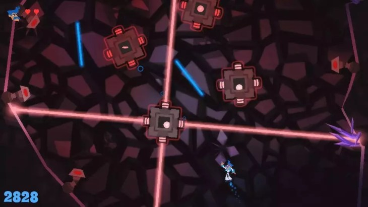 Jogo Laser Disco Defenders