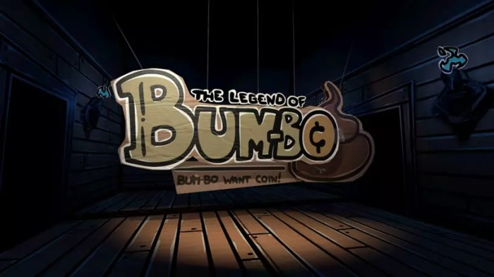 The Legend of Bum-Bo anunciado