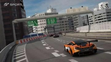 Gran Turismo Sport pista japonesa