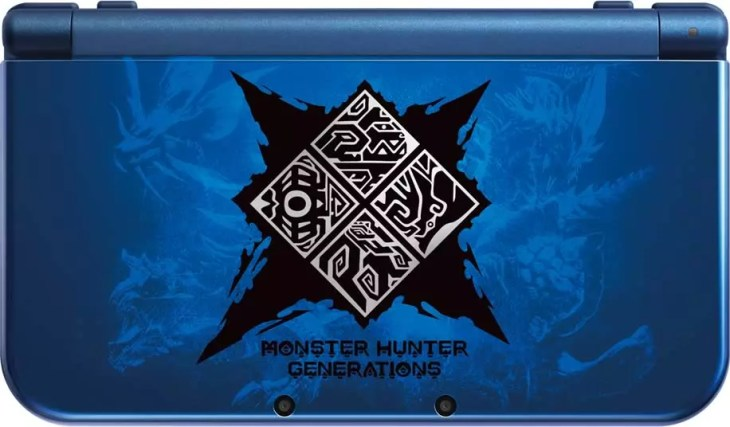 Monster Hunter Generations Nintendo 3DS América do Norte