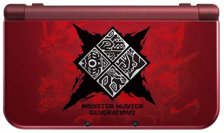 Monster Hunter Generations Nintendo 3DS Europa