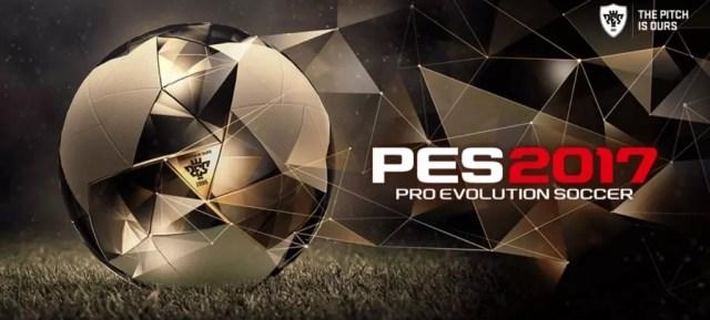PES 2017 anunciado