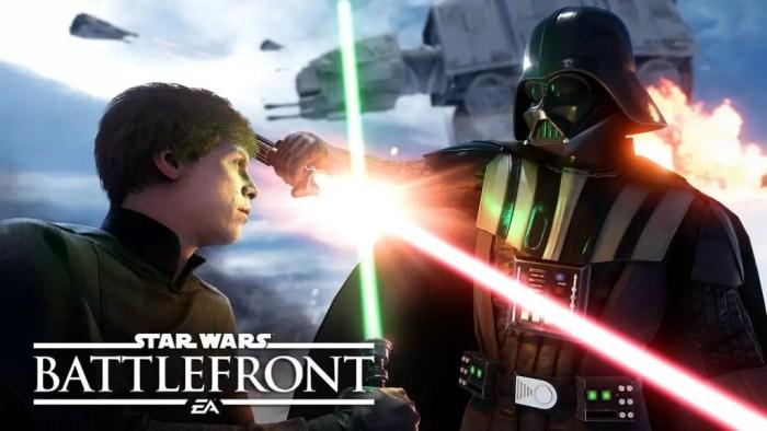 star wars battlefront 2 confirmado