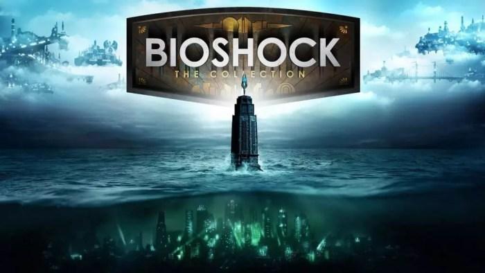 Bioshock collection anuncio oficial