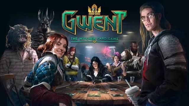 GWENT anunciado na E3 2016