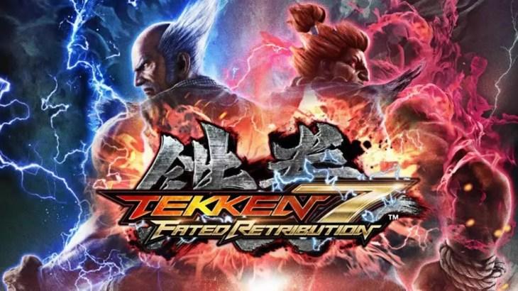 Tekken 7 na Gamescom 2016