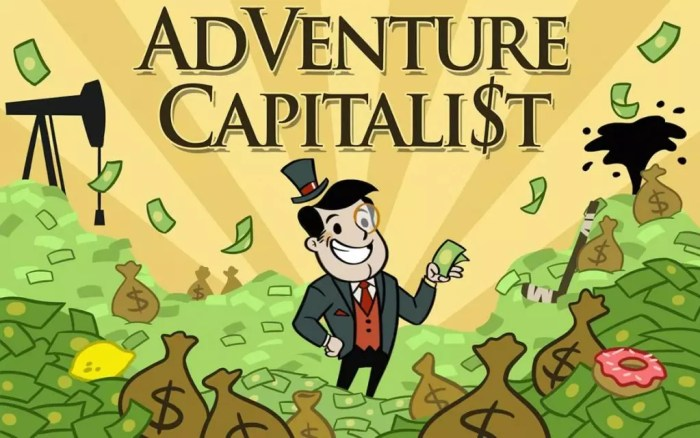 AdVenture Capitalist para ps4