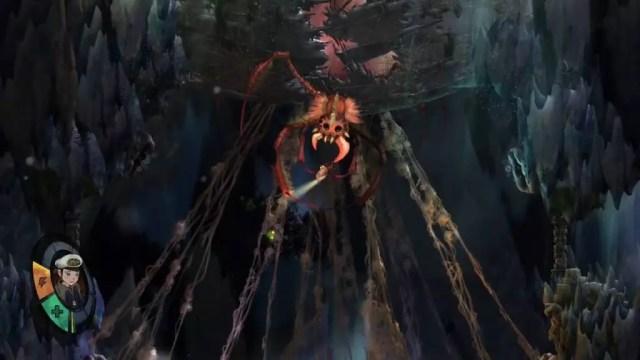 Tem coragem de enfrentar essa aranha gigante?