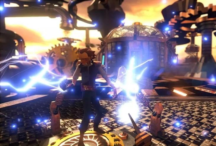 Imagens do jogo The Watchmaker