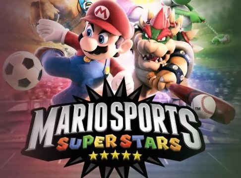 Mario Sports Superstars para Nintendo 3DS 2017