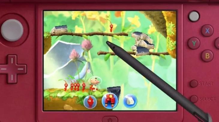 Novo Pikmin 3DS