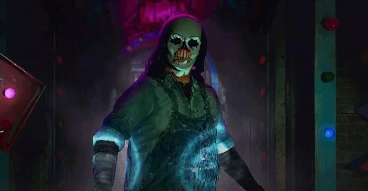 Until Dawn Rush of Blood video gameplay