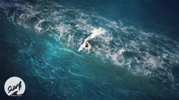 Surf World Series visão superior