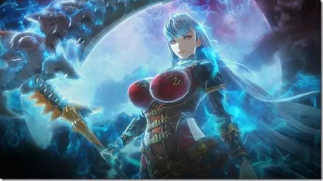 Valkyria Azure Revolution data de lançamento no ocidente