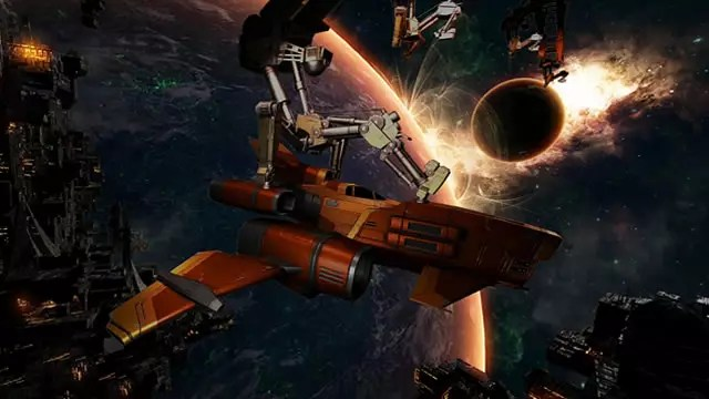 RiftStar Raiders é anunciado para PS4, Xbox One e PC