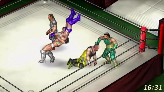 Fire Pro Wrestling está de volta aos ringues de seu videogame em 2017