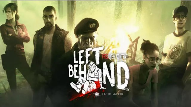 Left 4 dead no Dead by daylight