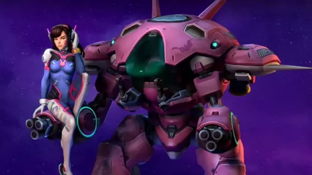 DVa em Heroes of the Storm