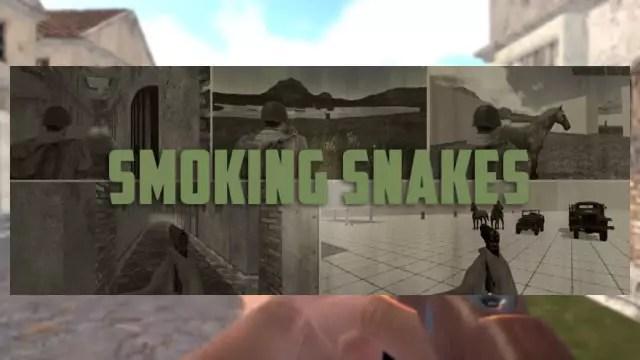 Smoking Snakes jogo da FEB
