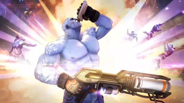 Yeti de Agents of Mayhem