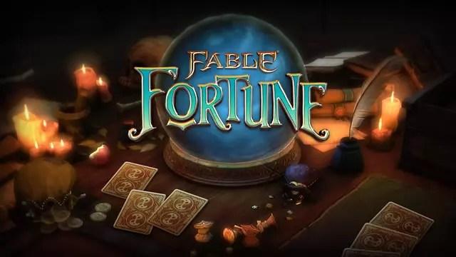 O jogo de cartas Fable Fortune será lançado em julho deste ano