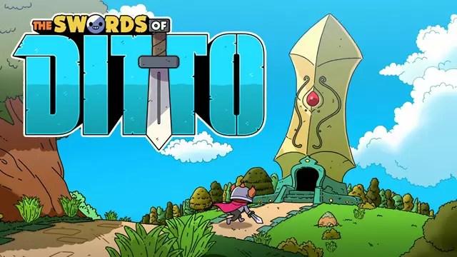 The Swords of Ditto é anunciado jogo será um RPG de ação bem bonitinho